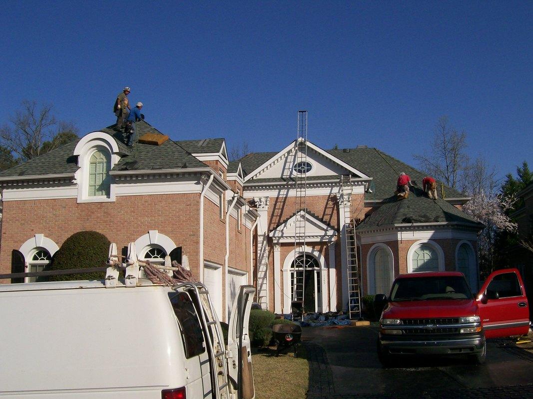 Roof Replacement Alpharetta Ga